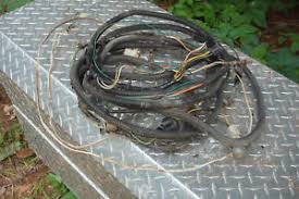 nova wiring harness ebay 1970 nova wiring harness 1973 74 nova wiring harness for tail lights lamps, dome light, etc