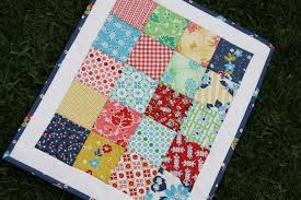 Denyse Schmidt Doll Quilt Swap | tins and needles & What's ... Adamdwight.com