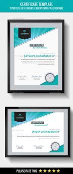 Psd Certificate Template Multipurpose Certificates Certificate Template And Certificate Design 21