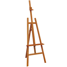 wooden easel art stand for drawing sketching painting display mkateb com
