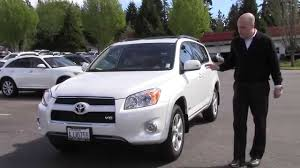 2012 Toyota Rav4 V6 Limited review - A quick look at the 2012 ...