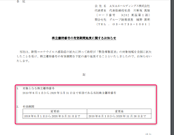 Ana 株主 優待 券 延長