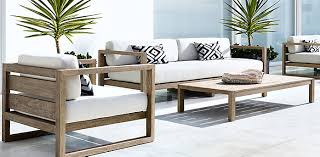 modern furniture collection. Luxurious And Splendid Modern Teak Outdoor Furniture Collections RH Aegean Collection