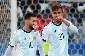 ميسي يلتحق بمنتخب الأرجنتين