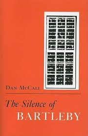 the silence of bartleby by dan mccall 114235
