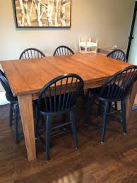 broyhill attic heirlooms dining table
