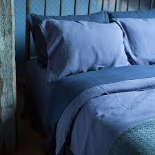stone washed bed linen what is it