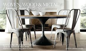 wood and metal dining room table dining chairs outstanding metal dining room chairs ideas black wood