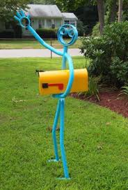 cool mailbox. 47 Insanely Unusual And Cool Mailboxes For Your Home Mailbox