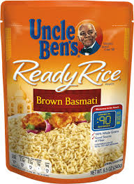 uncle ben s ready rice brown basmati 8 5oz