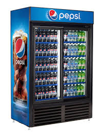 Pepsi Glass Front Vending Machine Impressive Vending Equipment