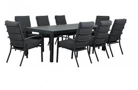 <b>9 Piece Outdoor</b> Settings - Outdoor Furniture - Outdoor Living