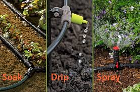 Small Picture How to Choose a Watering System or Garden Irrigation System