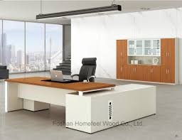 office table design. China Luxury Furniture Modern Executive Desk Office Table Design (HF-FD01) - Desk,