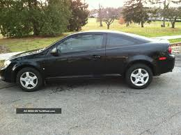 2008 Chevrolet Cobalt Ls Coupe 2 - Door 2. 2l Xfe Model