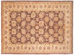 rug 6x8. 6×8 chobi brown oriental rug 041555 6x8