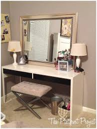 Top 65 Superb Vanity Table Ikea Diy Mirror With Light Bulbs Makeup