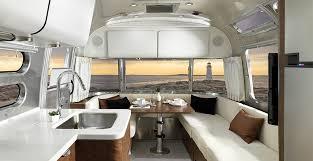 Airstream Interior Design Custom Design Ideas