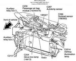 ford focus abs wiring diagram ford focus parts diagram 89 ford f 250 headlight relay location on 2003 ford focus abs wiring diagram