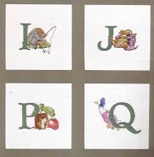 Beatrix Potter Alphabet Abc