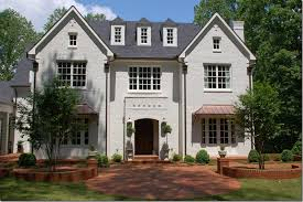 painting brick whiteWhite Brick Homes Awesome 6 House Brick Colors Dunn Edwards