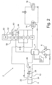 patent ep1422487a2 hot gas defrosting of refrigeration plants patent drawing