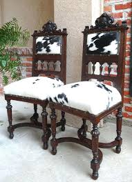 cowhide dining chairs fun and stylish choice of dining furniture cow hide chairs classic cowhide chairs for dining room cowhide chairs for australia