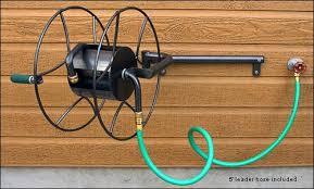 garden hose reel wall mount. Garden Hose Mount Wonderful Wall Mounted Reel The D