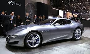 maserati to launch alfieri sports car