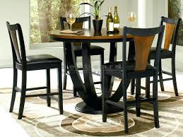 5 piece dining table stylize your dining or kitchen area with this striking contemporary five piece 5 piece dining table