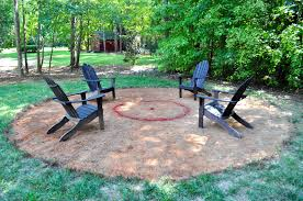 diy patio with fire pit. DIY Fire Glass Pit Area Diy Patio With