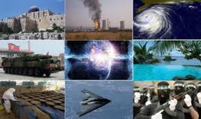 Июнь цунами ракетная атака КНДР взрыв грязной атомной  Время от времени Институт Фарсайт знакомит публику не только своими открытиями из засекреченного спецслужбами прошлого но и делится своими наблюдениями