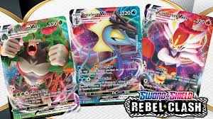 We did not find results for: Rillaboom Cinderace Inteleon And Dragapult Vmax Pokemon Tcg Cards Detailed With Animated Foil Previews Nintendosoup