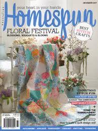 Booktopia - Magazine Subscriptions. Buy discount Patchwork ... & Australian Homespun - 12 Month Subscription Adamdwight.com