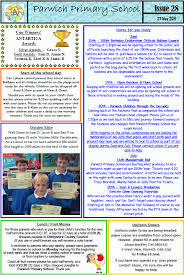 Best Photos Of Examples Of Pta Newsletters Sample Pta Newsletter