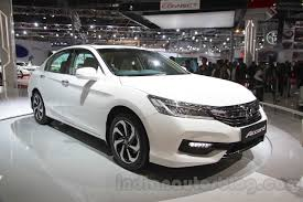 new car 2016 thaiIndiabound 2016 Honda Accord Hybrid launched in Thailand