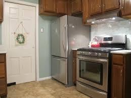 Kitchen Refrigerator With Kitchen Refrigerator Surround 3tz2