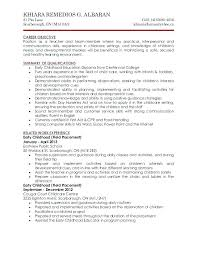 Sample Resume For Nanny Position Nanny Sample Resume For Nanny Job ...