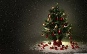 christmas tree backgrounds for desktop. Plain Desktop Wide  In Christmas Tree Backgrounds For Desktop E