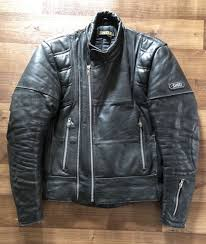 vintage shoei leather motorcycle jacket small 47 med exc cond jackets coats gumtree australia vincent area north perth 1199853755