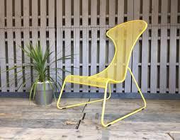 Garden Furniture Yellow