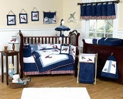 dodgers crib bedding image of blue baseball dodger baby