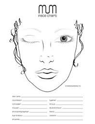 Textured Paper For Face Charts 92 Best Face Charts Images Makeup Face Charts Face