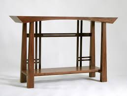 asian inspired furniture. masamune japanese style custom entry table asian inspired designed by franklin street furniture