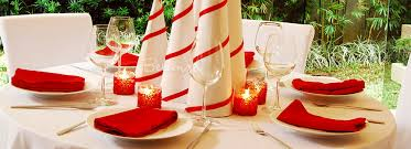 Centerpieces For Christmas Party Tables