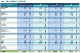 simple annual budget template 12 free marketing budget templates