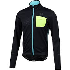 Pearl <b>iZUMi mens</b> Ride Elite Escape Softshell Jacket Active Clothing