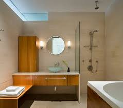 Open Shower Bathroom Design
