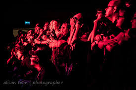 Red Light Wolverhampton Alison Toon Photographer Fans In Red Light Sunday Of