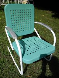 amazing vintage metal outdoor furniture 17 best ideas about modern rocking chairs throughout 9 lofihistyle com vintage metal outdoor rocking chairs metal